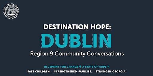Region 9/Dublin Civic Lunch