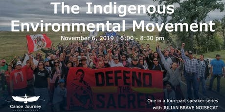 The Indigenous Environmental Movement tickets