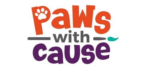 YaY HeY Paint DaY -- PawsWithCause