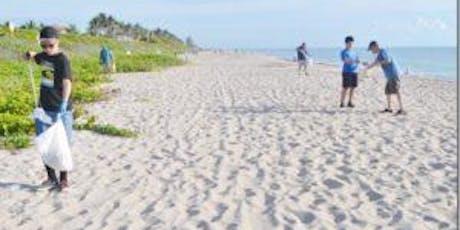 SATURDAY 9/21: HUGH TAYLOR BIRCH PARK - International Coastal Beach Cleanup 9am-12  tickets