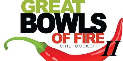 2nd Annual Boardwalk Condos Chili Cook-Off