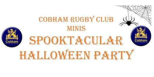 Cobham RFC Spooktacular