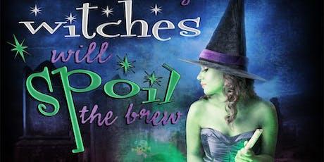 Ladies Night Murder Mystery! 10/3 tickets