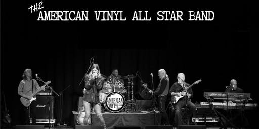 American Vinyl All-Star Band VIP Seating
