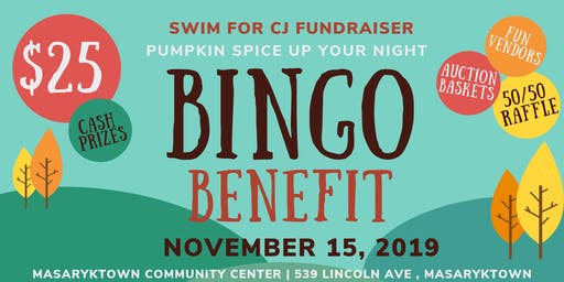 Pumpkin Spice Up Your Night Bingo Benefit