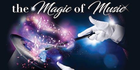 The Santa Clarita Children's Choir Presents The Magic of Music tickets