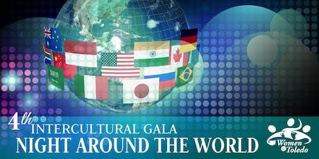 The 4th Intercultural Gala: Night around the World tickets