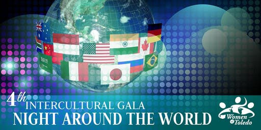 The 4th Intercultural Gala: Night around the World