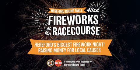 Hereford Round Table Fireworks 2019 tickets