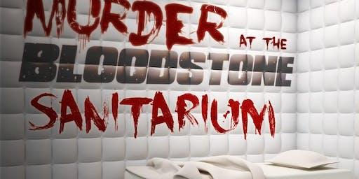 Halloween Murder Mystery! 10/26