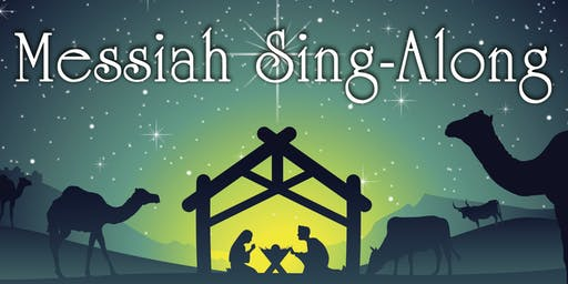Santa Clarita Master Chorale Messiah Sing Along 2019