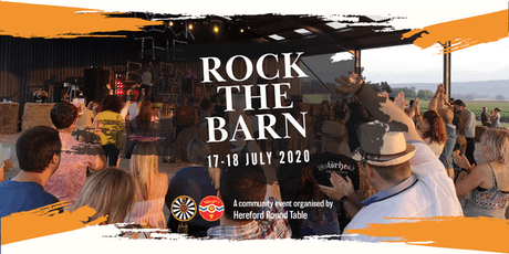 Rock the Barn 2020 tickets