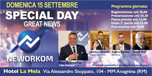 Neworkom SPECIAL DAY