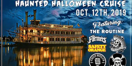 Six String Society - Haunted Halloween Cruise tickets