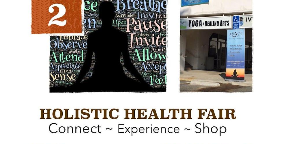 Fall Holistic Health Fair Tickets, Sat, Nov 2, 2019 at 8:00