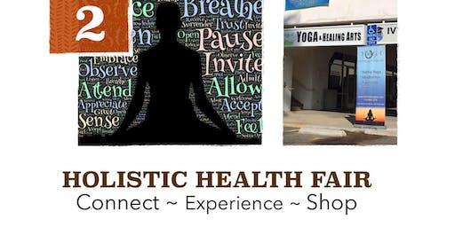 Fall Holistic Health Fair