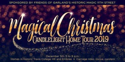 2019 Magical Christmas Candlelight Home Tour