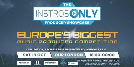 Instros Only Music Producer Showcase tickets