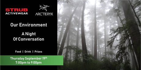 Our Environment  |  A Night Of Conversation tickets
