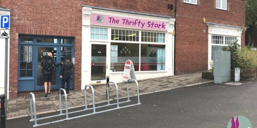 The Thrifty Stork Enormous Relocation Sale