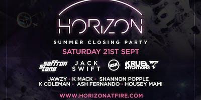 Horizon Closing Party