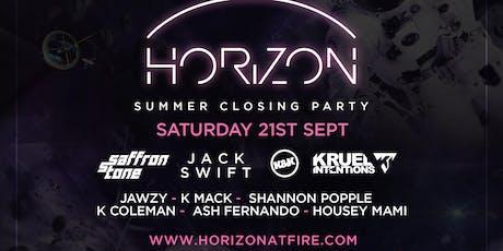 Horizon Closing Party tickets