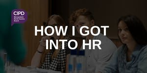 How I Got Into HR & Professional Map