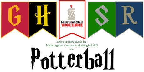 The Potterball -our annual charity fundraising ball tickets