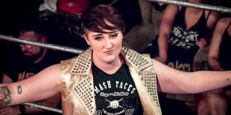 EVE - Riot Grrrls of Wrestling Present: She Regrets Nothing tickets