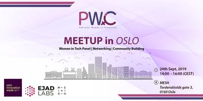 PWiC Oslo: Global Meetup at Oslo Innovation Week