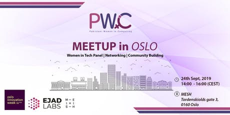 PWiC Oslo: Global Meetup at Oslo Innovation Week tickets