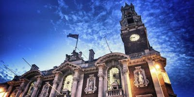 Paranormal Investigation- Colchester Town Hall