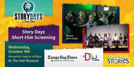 Story Days Short Film Screening tickets