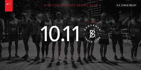 NIKE RACE SERIES 2019 RACE 4 tickets