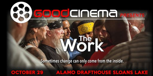 GoodCinema Presents: The Work