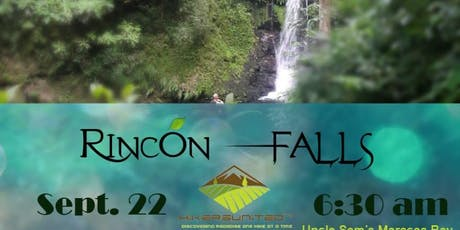 Hikers United Rincon Hike -22nd September , 2019 tickets