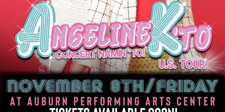 Angeline K' To, Concert Namin To! SEATTLE tickets