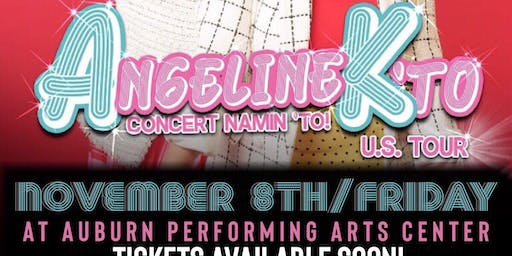 Angeline K' To, Concert Namin To! SEATTLE