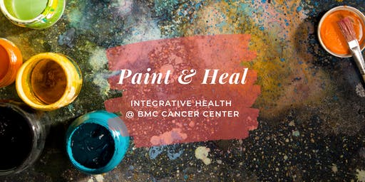 Intuitive Painting for Creative Expression & Healing in October