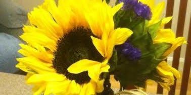 Sunflower Topiary Workshop