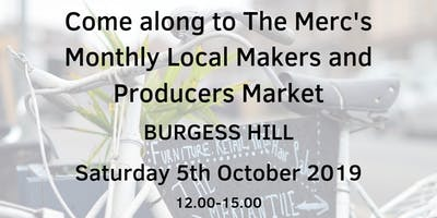 Local Makers and Produce Market - Burgess Hill
