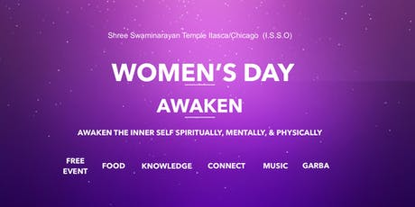 ISSO Women's Day Chicago 2019 tickets