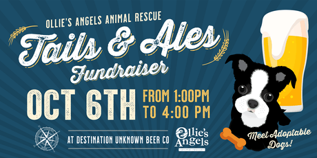 Ollie's Angels Tails & Ales tickets