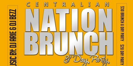 Centralian Nation Brunch & Day Party