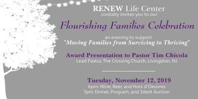 RENEW Life Center's Flourishing Families Celebration