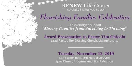 RENEW Life Center's Flourishing Families Celebration tickets