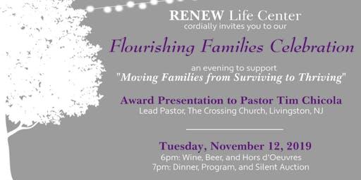 RENEW Life Center's Flourishing Families Celebration