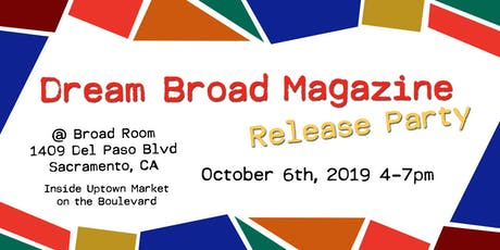 Dream Broad Magazine Release Party tickets