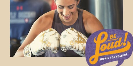 TITLE Boxing Class Benefiting BE LOUD tickets