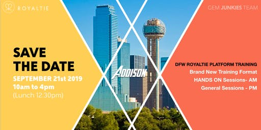 DFW Royaltie Platform Training